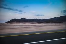 The Desert Highway