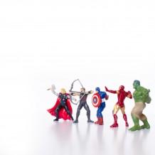 Avengers.. Assemble!
