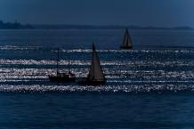 ضربة الشمس على البحر