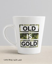 Old is Gold Mug & Coaster