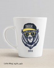 Bear Mug & Coaster