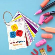 Alphabet Letters Cards