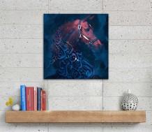 Canvas - Mahma Al Layali Tadoor by Adel El-Gammal