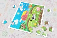Puzzle - Farm Design