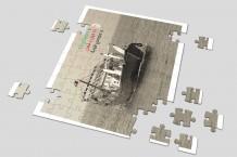 Puzzle - Ship & Sea