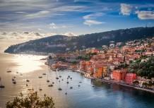 Monaco Sun Set