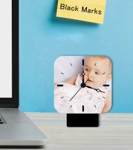 Image on Desktop Clock