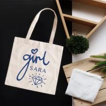 Diamond Girl Bag