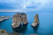 Rouche sea rock