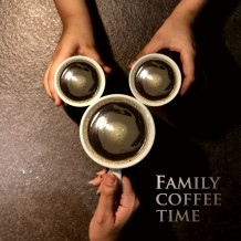 Family coffee time