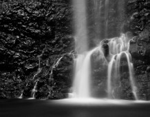 waterfall mono