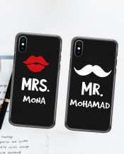 Couple Mobile Cover - MC022