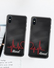 Couple Mobile Cover - MC050