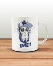 Cool Boy Mug & Coaster