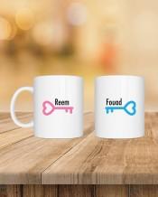 Keys Couple Mug