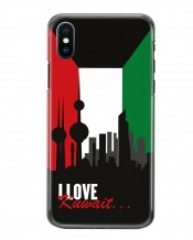 Mobile Cover I Love Kuwait- MC062