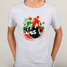 Men's T-Shirt Design ( Long live Kuwait ) - TS003
