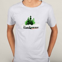 T-Shirt Design ( Kuwait in My Heart ) - TS010