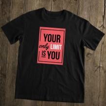 Men's T-Shirt Design ( Limit ) - TS020