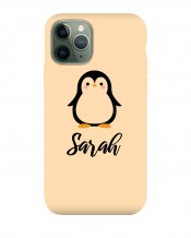 Mobile Cover Penguin Design MC027