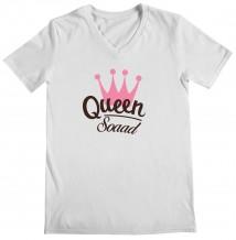Queen - Woman's V Neck T-Shirt