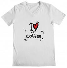 Love - Woman's V Neck T-Shirt
