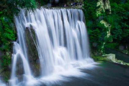 Jaijce waterfalls