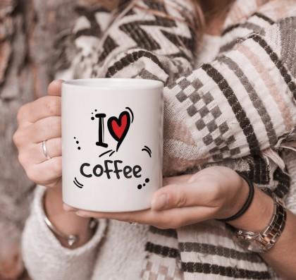 Name on Mug I Love - MU047