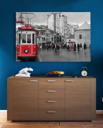 Canvas - Istanbul by adel alsuliby