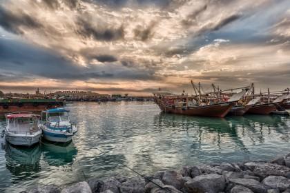 Fishing Bay