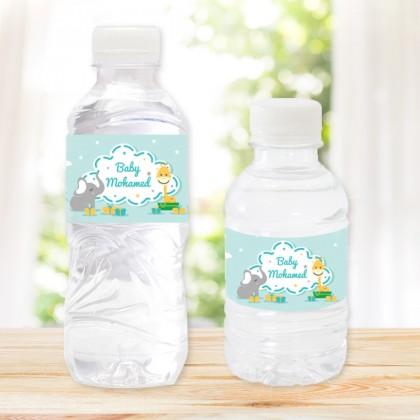 Pack of 20 Water Bottles New Born Design