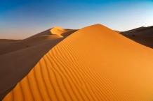 الكثبان الرملية