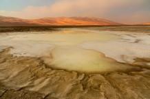 بحيرة من الملح