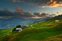 المزارع السويسرية