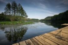 بحيرة بليفا - البوسنة