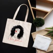 حقيبة تصميم فتاة عصرية