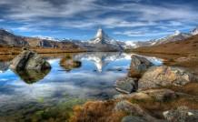 Matter Horn Mountain