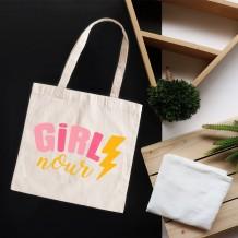 حقيبة تصميم قوة الفتيات