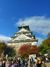 قلعة أوساكا