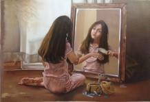 استنساخ للفنان ايمان مااكي