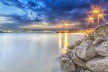 شاطئ الوطية