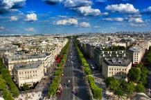 احدی شوارع فرنسا