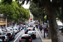 حياة الناس في باريس