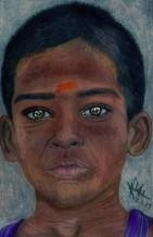 The little Indian boy