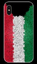 غطاء للهاتف مع تصميم مخصص لعلم دولة الكويت الجديد - الإصدار2