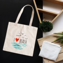 حقيبة تصميم حب البحر