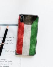 غطاء هاتف علم الكويت - MCO02