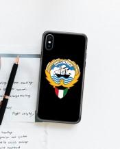 غطاء هاتف شعار دولة الكويت - MCO06