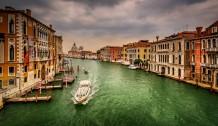 الممرات المائية في فينيسيا