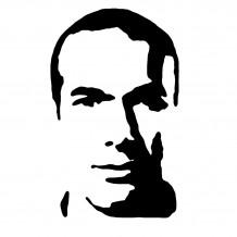 pop-art Zidane